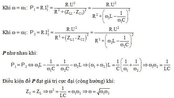 Một số bài toán về dòng điện xoay chiều trong vật lý