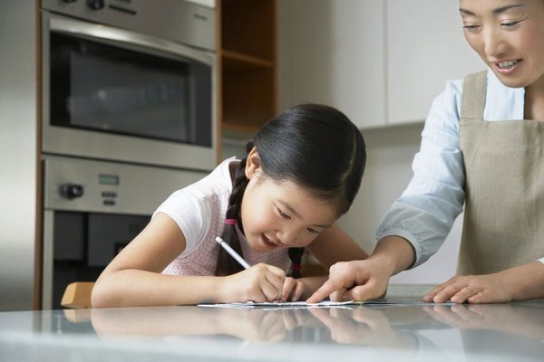 Bí quyết giúp bố mẹ dạy bé học toán đơn giản