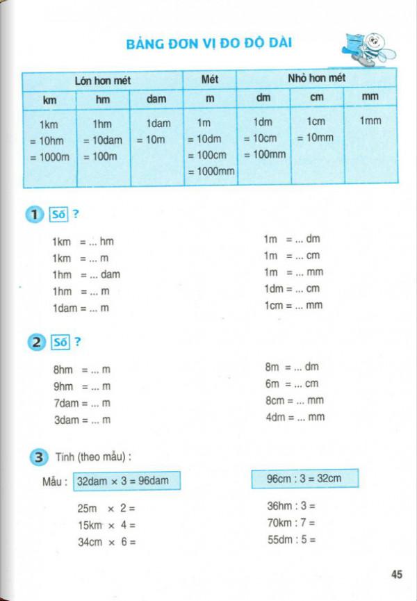 Cách đo độ dài trong môn vật lý