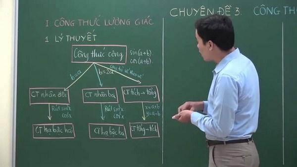 Dạy toán lớp 10 tại gia sư Hà Nội