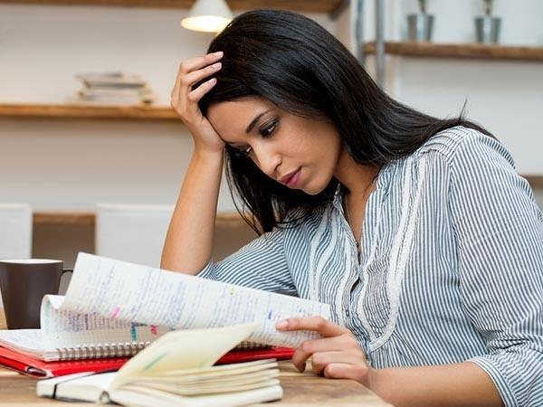 Tập trung cao độ khi học tập