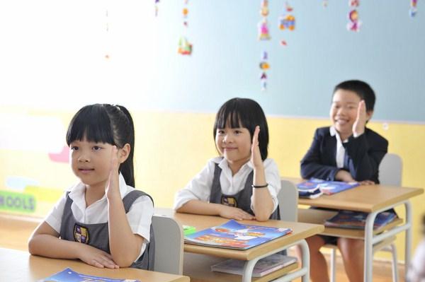 dạy dỗ các bé học