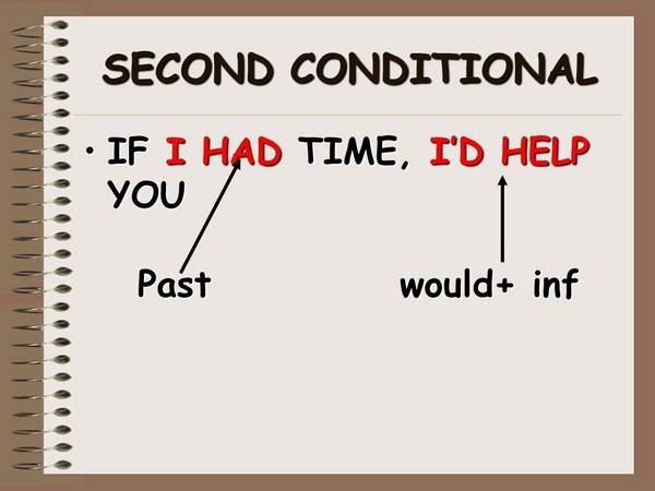 Câu điều kiện loại 2 là gì