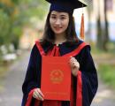 Cử nhân tốt nghiệp Đại Học Sư Phạm Hà Nội