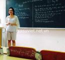Sinh viên năm cuối ĐH Sư Phạm chuyên dạy Tiểu Học nhiệt tình, tâm lý